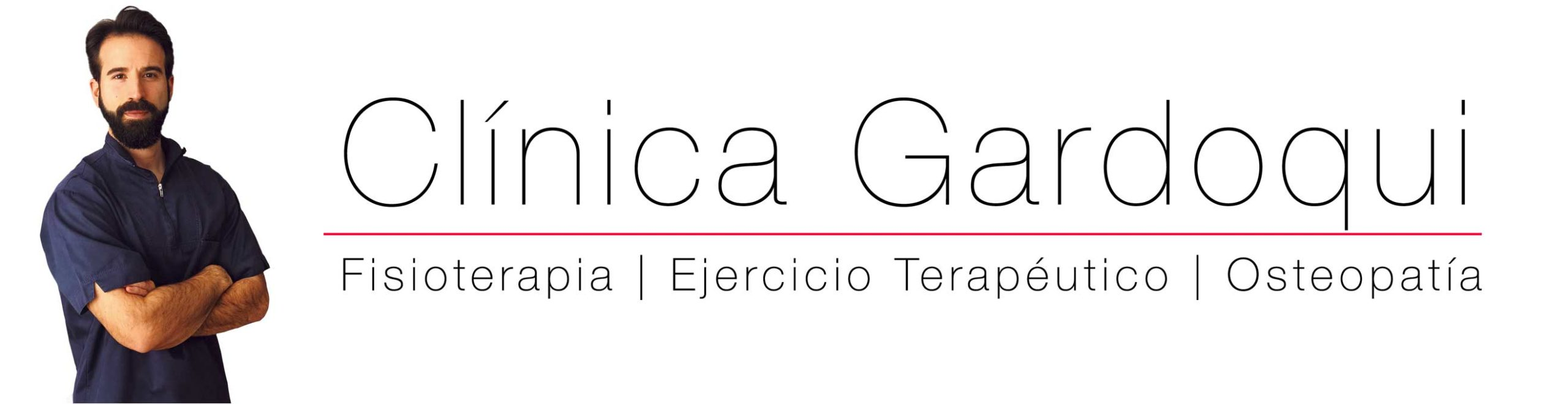 Clínica de fisioterapia, ejercicio terapéutico y osteopatía Clínica Gardoqui