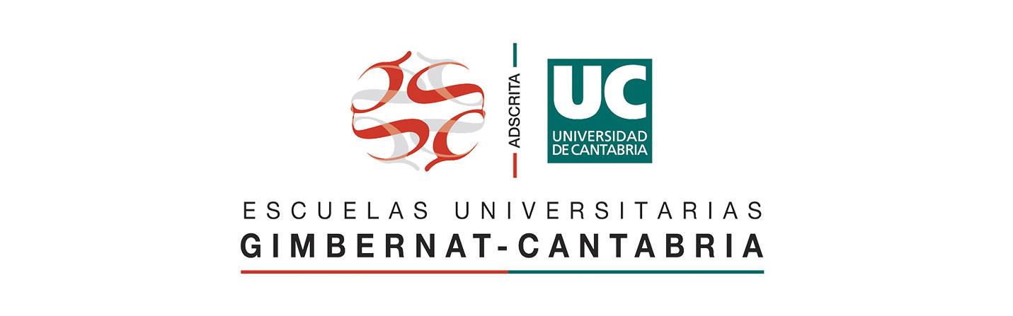 Logotipo Universidad Gimbernat Cantabria en colaboración con Jaime Gardoqui