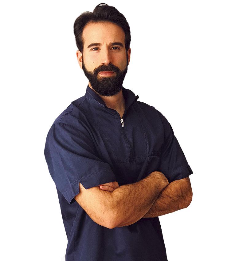 Jaime Gardoqui Fisioterapeuta Osteopata en Clínica Gardoqui