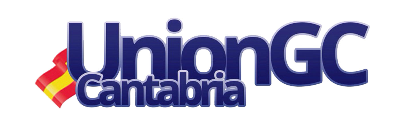 logotipo Sindicato Unión Guardia Civil para convenio osteopatía y fisioterapia en Clínica Gardoqui