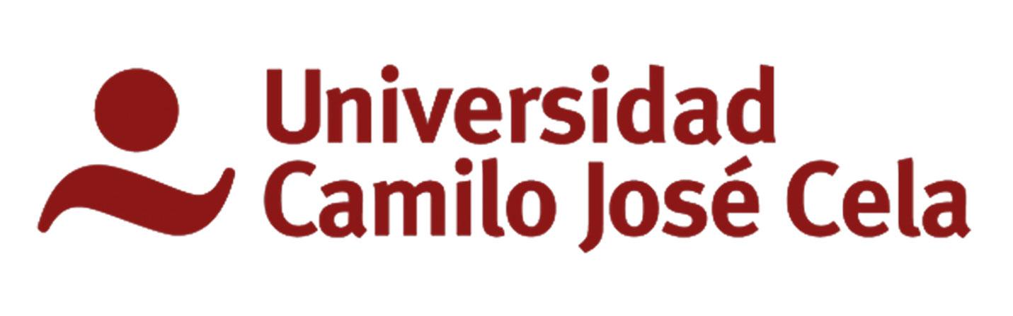 Logotipo Universidad Camilo José Cela en colaboración con Jaime Gardoqui