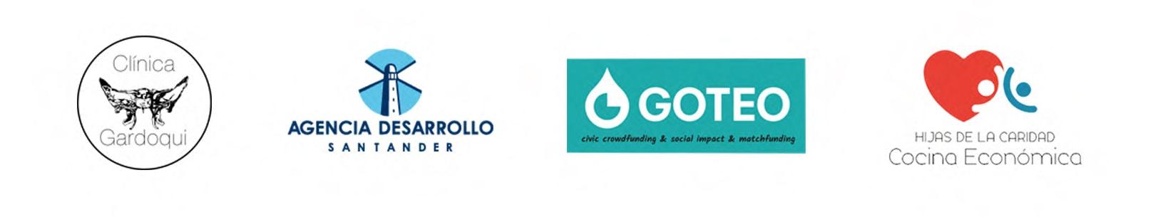 logotipo entidades colaboradoras Unidad Solidaria Clínica Gardoqui